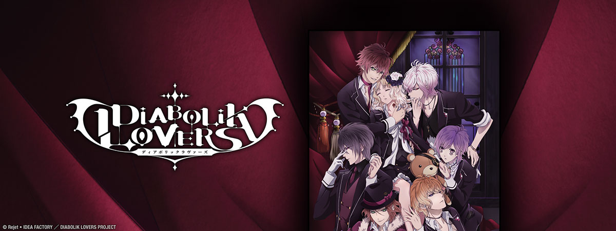 Binge Diabolik Lovers On HIDIVE