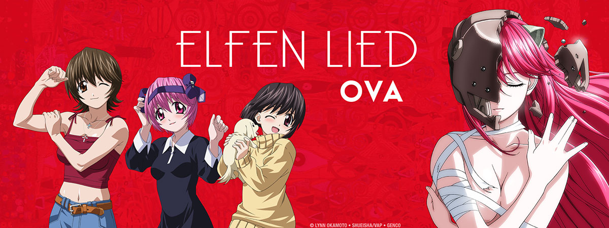 Binge Elfen Lied OVA On HIDIVE