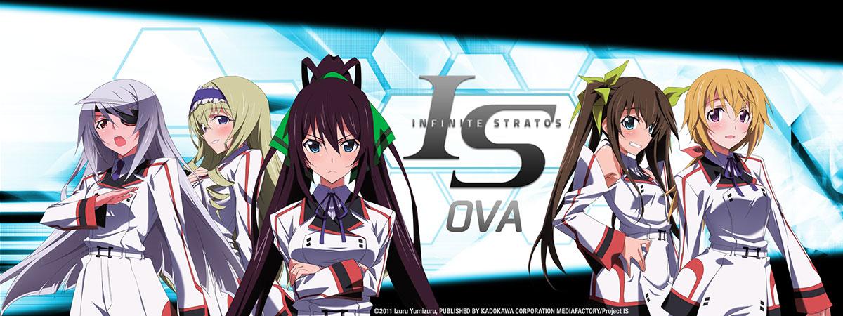 Binge Infinite Stratos OVA On HIDIVE