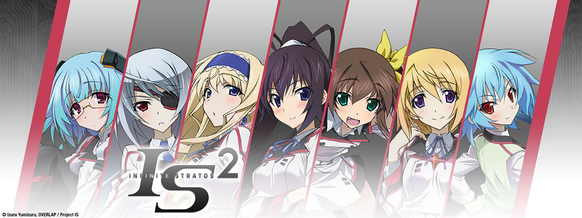 Binge Infinite Stratos 2 On HIDIVE