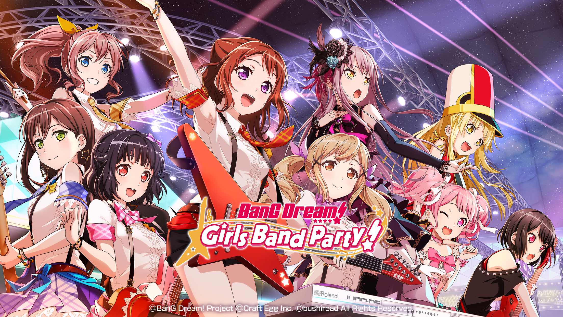 A HIDIVE Review: BanG Dream! Mobile Game on HIDIVE