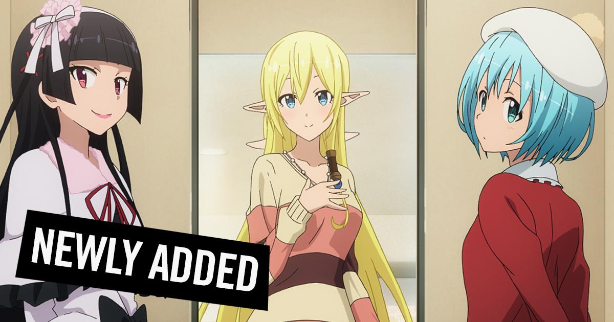 Anime Streaming Dub