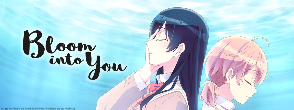 Stream Bloom Into You On Hidive