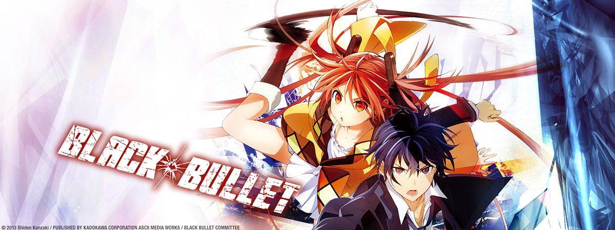 Black Bullet Stream