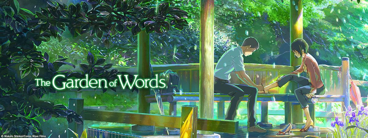 Garden Of Words Stream