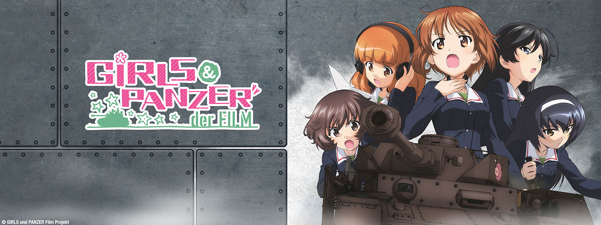girls und panzer film stream