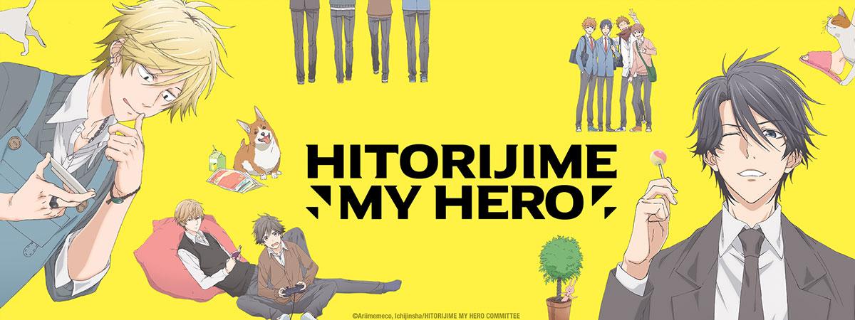 Hitorijime My Hero Serien Stream