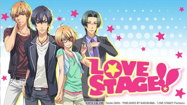 Love Stage Stream