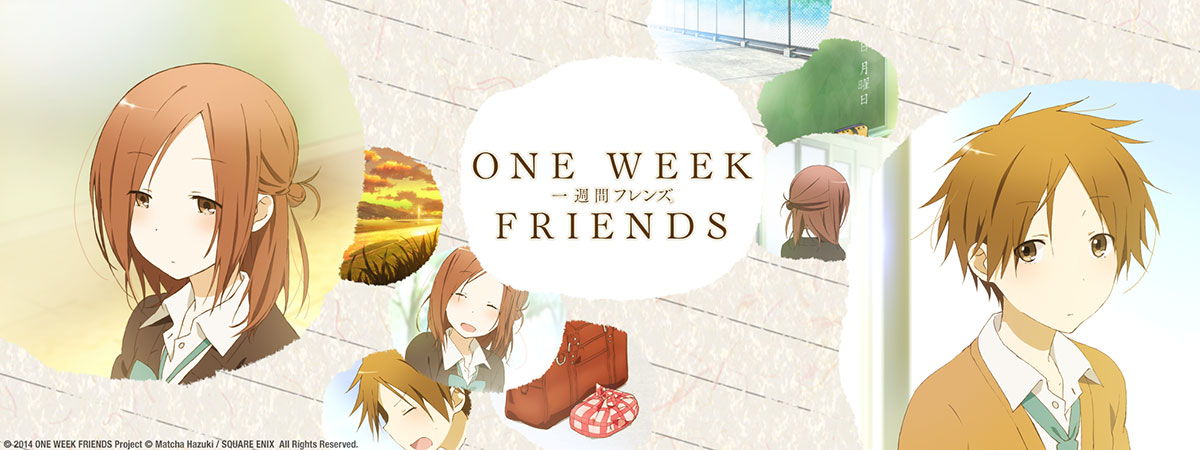 One Week Friends - Season 1 Episode 2