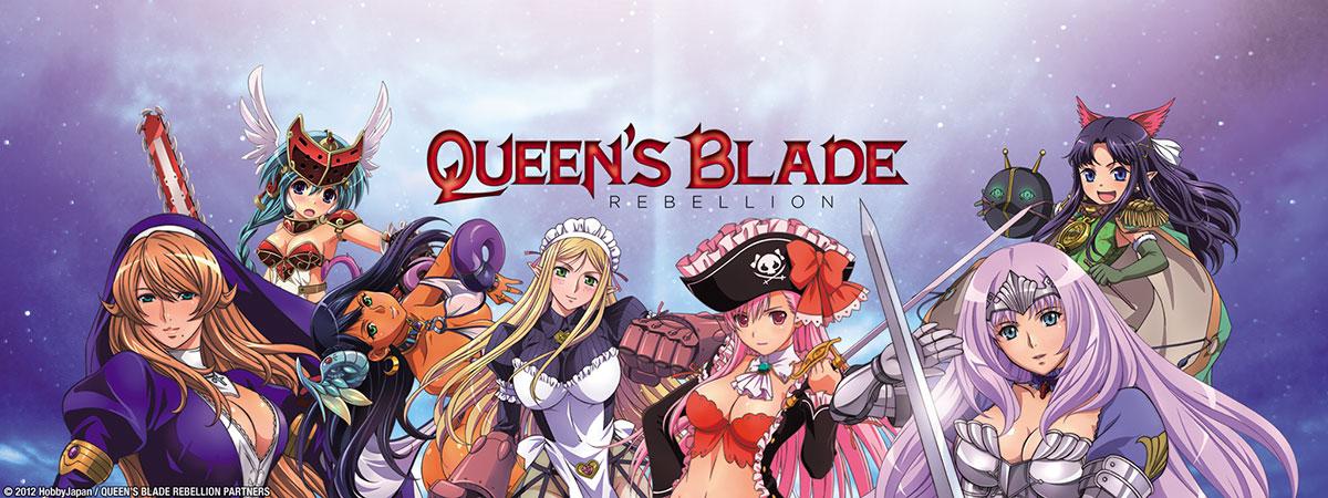 Queens Blade Stream