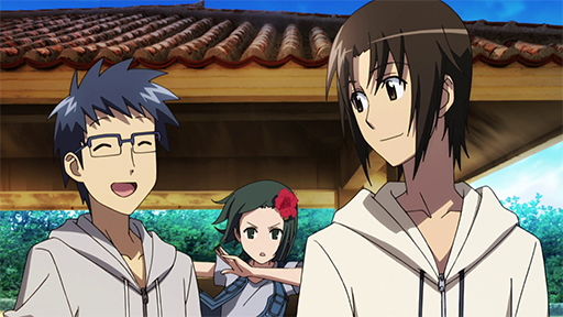 Seitokai Yakuindomo Serien Stream