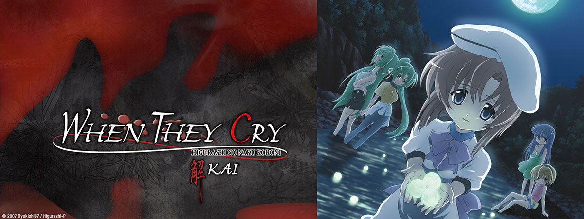 Stream When They Cry Kai On Hidive